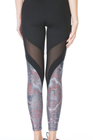Koral Frame tights bak