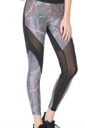Koral Frame tights side